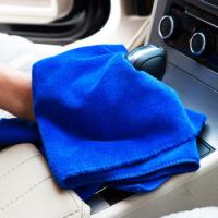 Washing Car Regular Cloth Or Microfiber