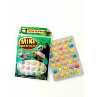 Cheap Delicious KungFu Panda Sweet and sour candy with colorful outlook for sale