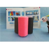 High Quality 100% Dyed Polyester Spun Yarn Ne 40s / 2 for Garment Sewing