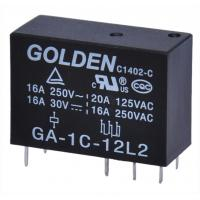 Quality Safety 10A 12V Low Power Relay GA JQX-14FF General Purpose Usage wholesale