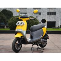 """Quality Air Cooled 9.3hp / 7500rpm 12"""" DOT Tire Mini 150cc Scooter With CVT Engine wholesale"""