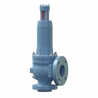 China Safety Valve Pressure Steam Sempell Series S With DIN Flanges Direct Spring-Operated Safety Valve on sale