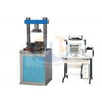 Buy cheap Concrete Flexural Strength Testing Machine , Bending Testing Equipment from wholesalers