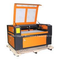 Quality Embroidery Fabric Co2 Laser Cutting Machine with Japan CCD Camera  UG-1290 wholesale