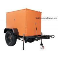 Quality Mobile Insulation Oil Purifier,Oil Filtration M/C wholesale