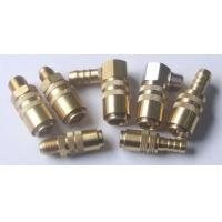 Quality Hasco Type Brass Fitting,precision Mold Part wholesale