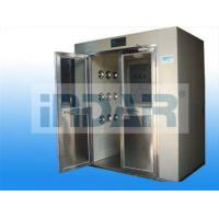 Quality Medical Care Decontamination Air Shower Stainless Steel Floor Minimize Particle Generation wholesale