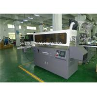 Quality Automated 1 Color Silk Screen Printer For Decoration Of Cylindrical Objects wholesale