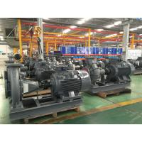 Quality Simple Horizontal Close Coupled Centrifugal Pump Speed 1450rpm For Wastewater Treatment Plant wholesale