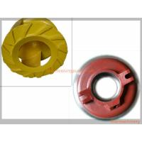 Quality Environmental Pump Replacement Parts Impeller For Centrifugal Pump Cast Process wholesale