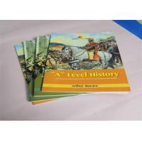 Quality Personal Precision Coloring Softcover Books Printing A4 B5 / Offset Book Printing wholesale