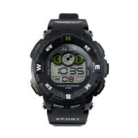 Quality Black Multifunction Digital Watches Alarm Clock with Day and Date For Kids wholesale