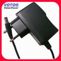 Quality 2 Pin 18V 500MA Wall Universal AC LED Adapter With LED Green Indicator wholesale