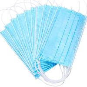 Quality Nonwoven Anti Dust 3ply Civil Disposable Nose Mask wholesale