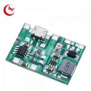 China Lithium Li-ion 18650 3.7V 4.2V Battery Charger Board DC-DC Step Up Boost Module TP4056 DIY Kit Parts on sale