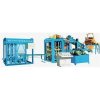 Buy cheap QT8-15 automatic block machine line from wholesalers