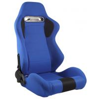 Quality Adjustable Universal Automobile Sport Racing Seats With Double Or Single Slider wholesale