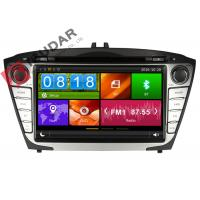 Quality Steering Wheel Control Hyundai Ix35 Dvd Player , In Dash Car Entertainment System wholesale