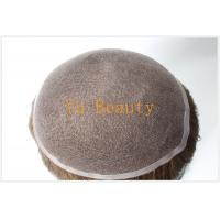 Quality super fine swiss lace hair toupee for women wholesale