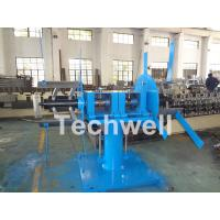 Quality Accessories Of Cold Roll Forming Machine , Manual Double Head Hydraulic Uncoiler Machine wholesale