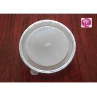 China 4.7g  Soup Disposable Plastic Lids 15oz Hot Food  FDA /  SGS Certificated on sale