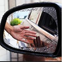 Quality Safe Driving Anti Mist Film , Clear See Through Mirror Film For Glass wholesale