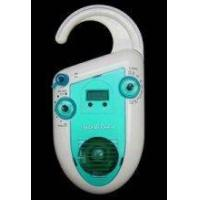 Cheap Shower Radio with LCD Clock for sale