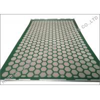 Quality 1050 x 695mm Shaker dewatering screens L Hookstrip Bonded Layers API Standard wholesale