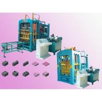 Buy cheap QT6-15B automatic block machine line from wholesalers
