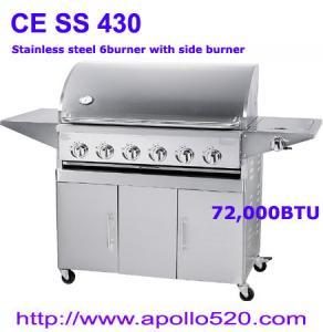 Quality Brazilian Gas Grill Barbecue wholesale