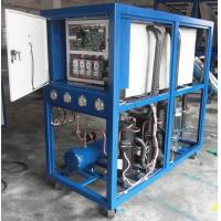 Quality R22 Refrigerant Water Cooled Water Chiller , Industrial Water Cooler RO-12W 38.37KW wholesale