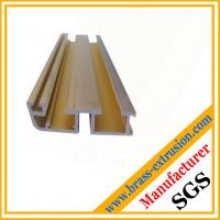 Quality copper alloy channel extrusion section of window and door wholesale