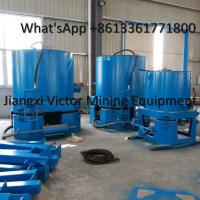China High concentration ratio centrifugal gold concentrator for gold recovery on sale