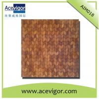 Quality Arrow shape solid wood mosaic tiles for indoor wall decoration wholesale