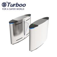 Quality Half Height Integrated Automatic Flap Barrier Turnstile With Face Recognition wholesale