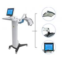 Quality 3 Colors Pdt Led Light Ultrasonic Facial Machine Skin Tightening Machine wholesale