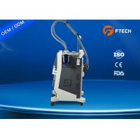 Quality 4 Hand Pieces Cryolipolysis Fat Freezing Machine For Body Slimming Non Surgery wholesale