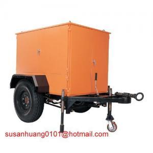 Quality Trailer Type Mobile Insulation oil (Transformer oil) Treatment plant / oil purifier wholesale