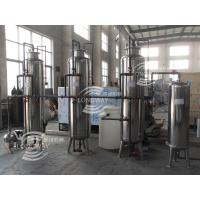 Quality Different working capacity Stainless steel reverse osmosis ro pure water production line/ pure water treatment wholesale