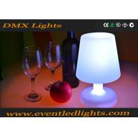 Quality Energy Saving  Rechargeable Cordless LED Table Lamp With IR Remote Control , 1 Year Warranty wholesale