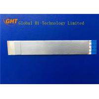Quality High Quality Custom Aluminium Foil Shielded Flat Flexible Cable  0.5mm Pitch Gold Plating wholesale