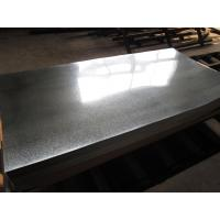 Quality Zero Spangle Hot Dipped Galvanized Steel Sheet , Anti-Finger Treatment ( Acrylic coating ) wholesale