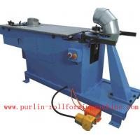 Quality CE Stone Coated Roof Tile Machine For Square Rectangle Downspout / Down Pipe wholesale