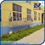 Quality 800kg Building Gondola Construction Suspended Platforms 380v/50Hz ZLP800 Working Platform wholesale