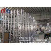 Quality Heavy Duty Aluminum Light Truss For Outdoor Concert / Stage 3 Years Warranty wholesale