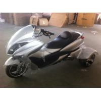 Quality Yamaha Oil Cooled 150CC Three Wheel / Trike Scooter For Short Trip wholesale