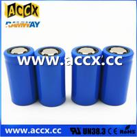 Quality ICR18350HP 700mAh 3.7V  Electronic cigarette batteries 20C discharge wholesale