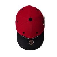 China Popular Customized logos all kinds of crafts blank Military Cadet Cap sports snapback Hats Caps on sale