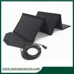 Quality 50w/18v mono folding solar panel kit, high quality foldable solar panel kits portable cheap price wholesale