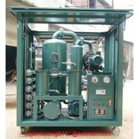 Quality Fully-enclosed vacuum Transformer oil purification (weather proof oil treatment) wholesale